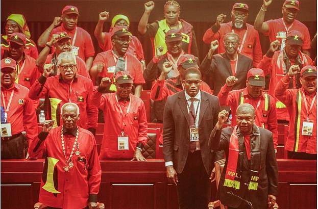 Autárquicas de 2020 e alargamento do Comité Central marcam hoje congresso do MPLA