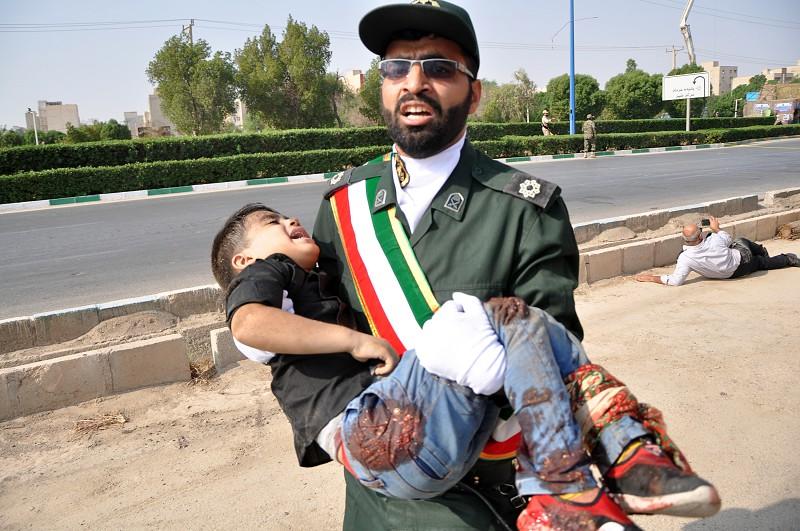 Resultado de imagem para Atentado no Irã deixa ao menos 24 mortos e 53 feridos