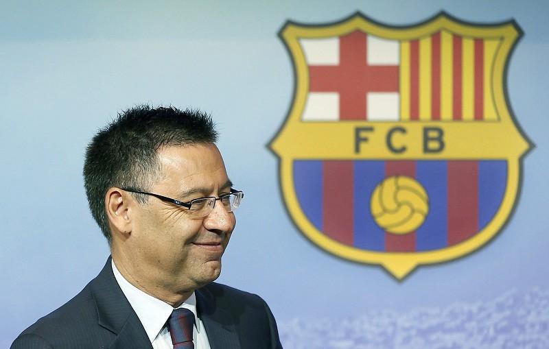 Presidente do Barcelona admite que tentou contratar Pogba em 2015