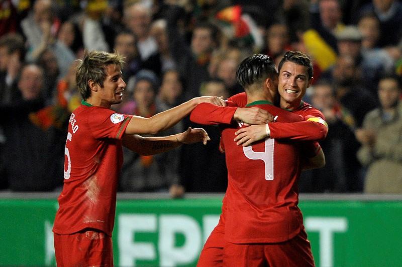 Portugal ganhou mas tudo se decide na Suécia - Mundial 2014 - SAPO ... 95619a7612036