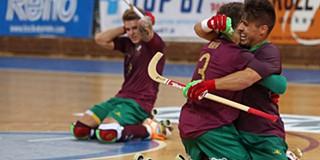 Portugal  despacha  campeã Argentina e está na final do Mundial de hóquei  em patins 25f1616e1ce4f