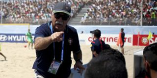 Futebol de praia  Portugal volta a perder no apuramento para a Liga Europeia 1627d72582353