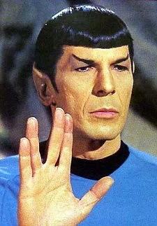 10 Frases Memoráveis De Spock E Nimoy Atualidade Sapo Mag