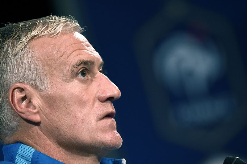 Didier Deschamps • FRANCK FIFE / AFP