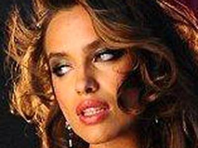 3e75fb94f Irina é a russa mais sexy - Atualidade - SAPO Lifestyle