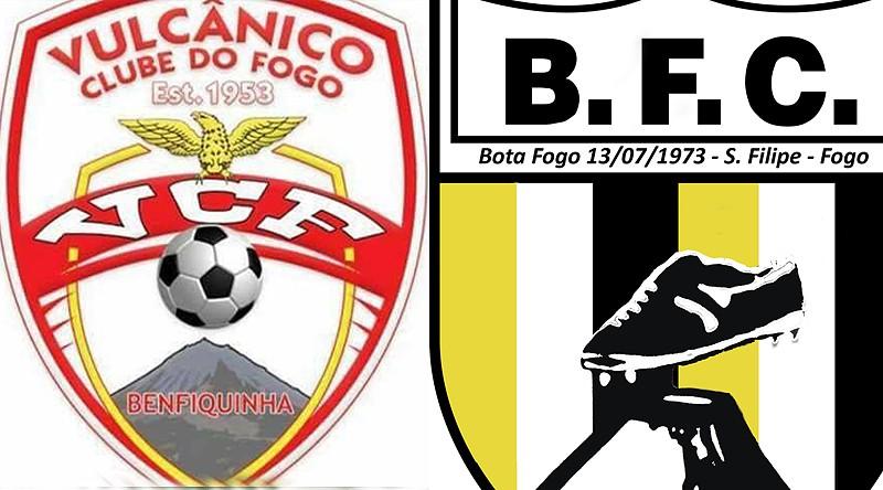 c8d57d98678d2 Fogo Futebol  Vulcânico desloca-se aos Mosteiros e Botafogo defronta  Valência e só
