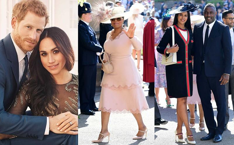 c0fdfbd854c4 Casamento real: Veja os looks dos convidados da cerimonia ...
