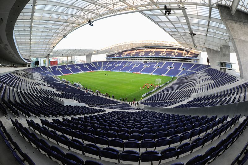 Estádio do Dragão • Валерий Дед