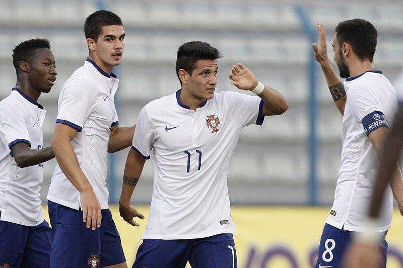 Seleção de Sub-21 trabalha já sem Ruben Neves mas com Jota - EURO ... aeeef49ffa0dc