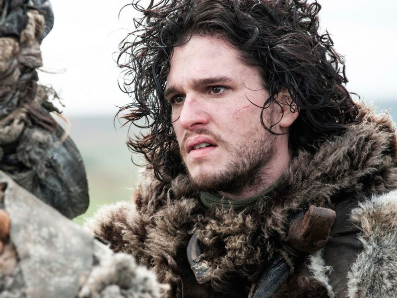 Kit Harington despede-se de Jon Snow: ator de