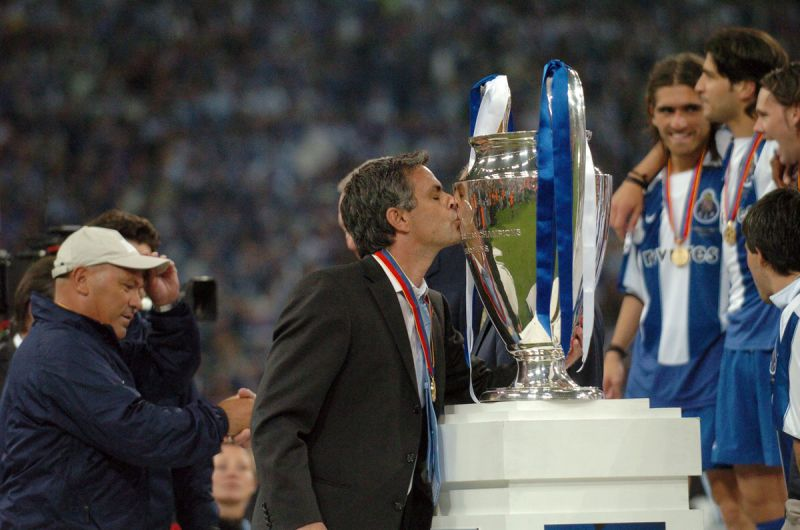 José Mourinho sobre as conquistas europeias do FC Porto: