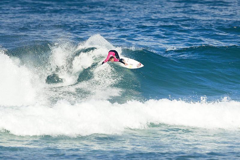 Circuito Mundial De Surf : Australiana vence etapa de cascais do circuito feminino