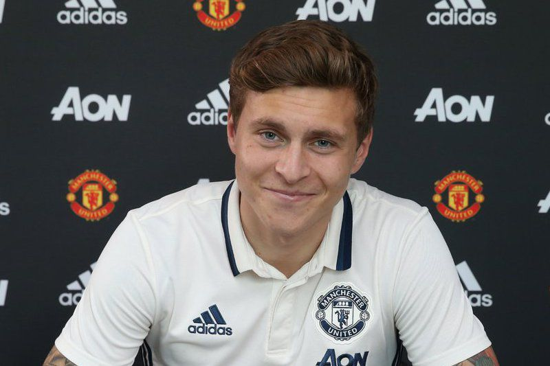 Lindelof oficial no Manchester United • MAN. UNITED