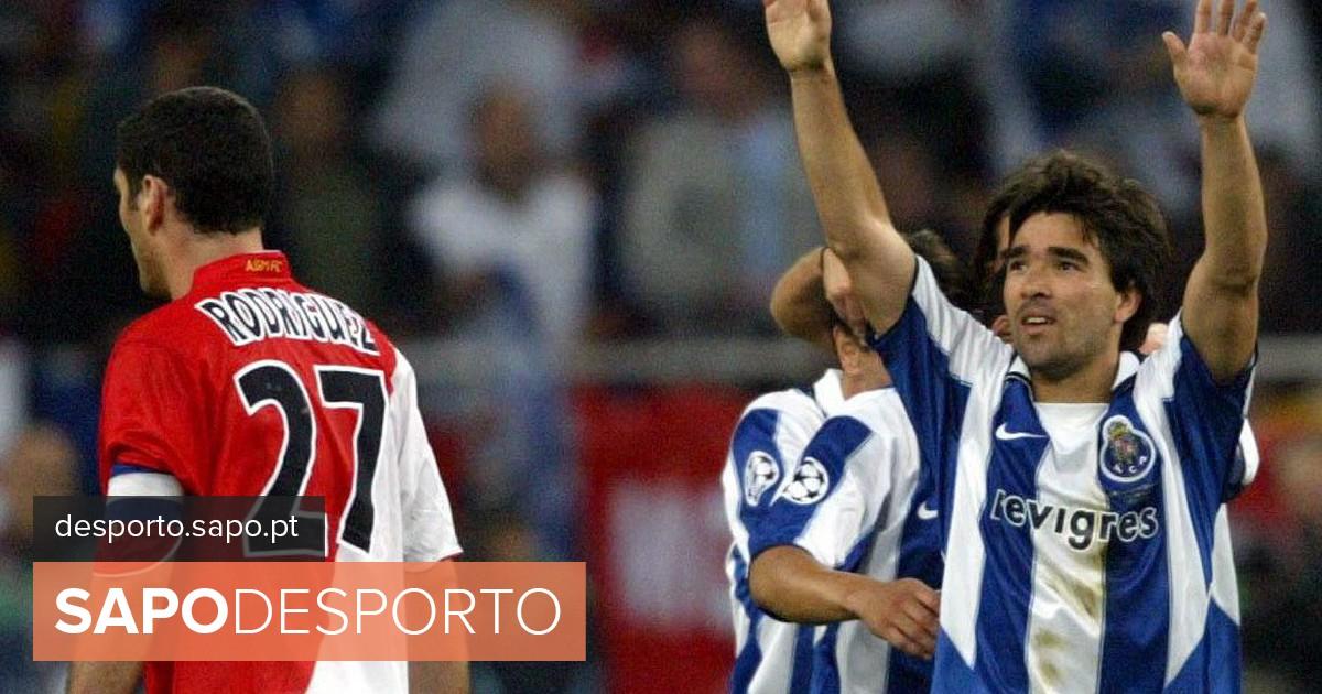 VÍDEO. FC Porto elege os cinco melhores golos marcados na Alemanha. Qual o  melhor  - Liga dos Campeões - SAPO Desporto 85e6609dfab8c