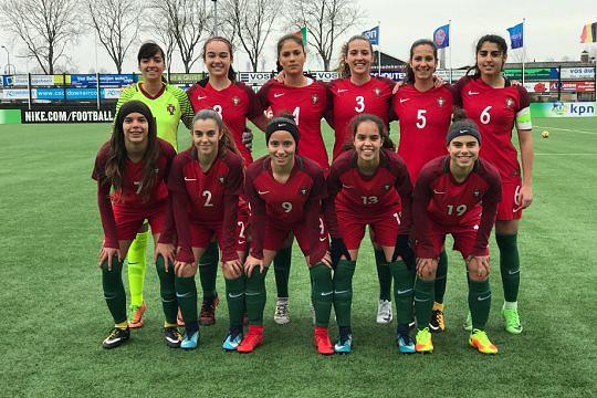 Seleção sub-17 feminina vence no arranque da Ronda de Elite ... 4691442c92234