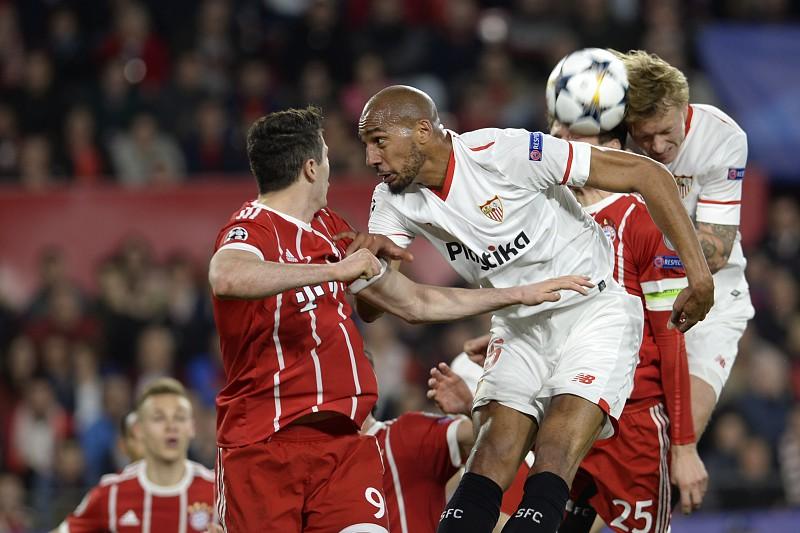 Bayern dá a volta em Sevilha e sai em vantagem para a segunda mão ... 654211a6e0336