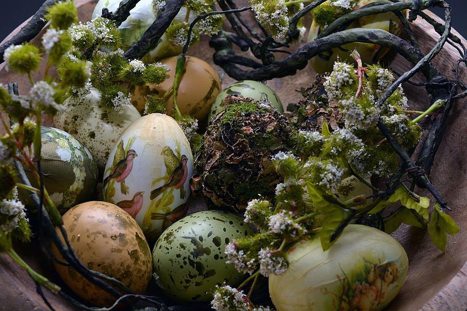 Porque comemos e oferecemos ovos na Páscoa?