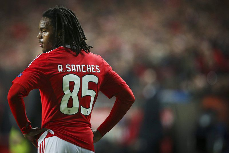 Renato Sanches • MARIO CRUZ / EPA