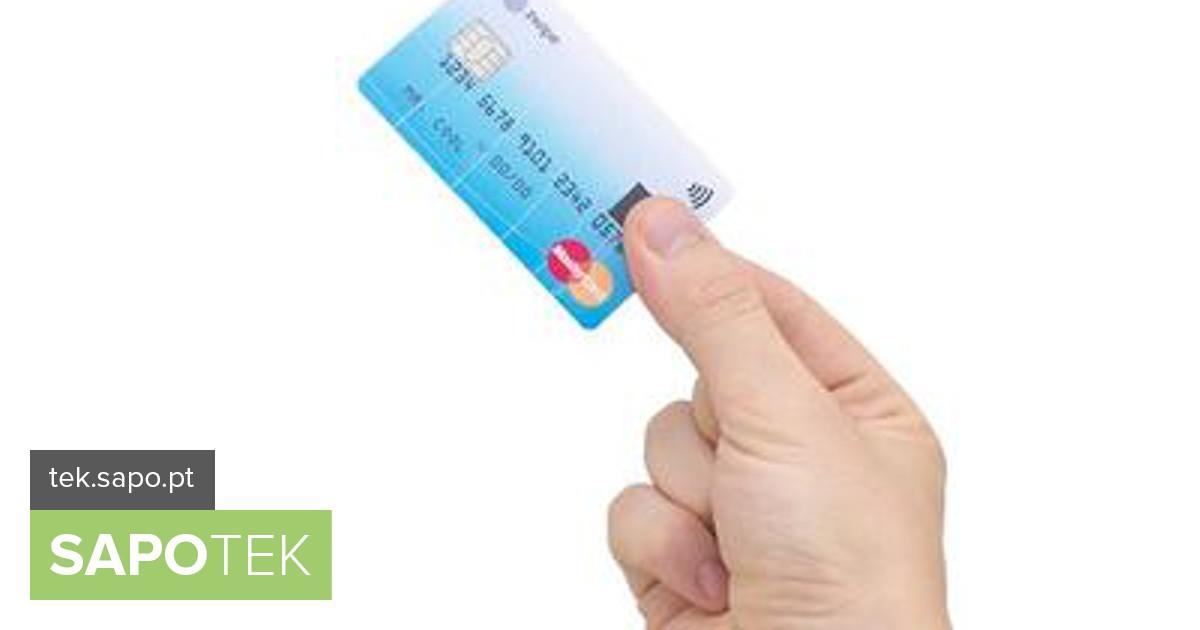 0961101ef Novo cartão Zwipe da Mastercard susbtitui PIN por impressões digitais -  Telecomunicações - SAPO Tek