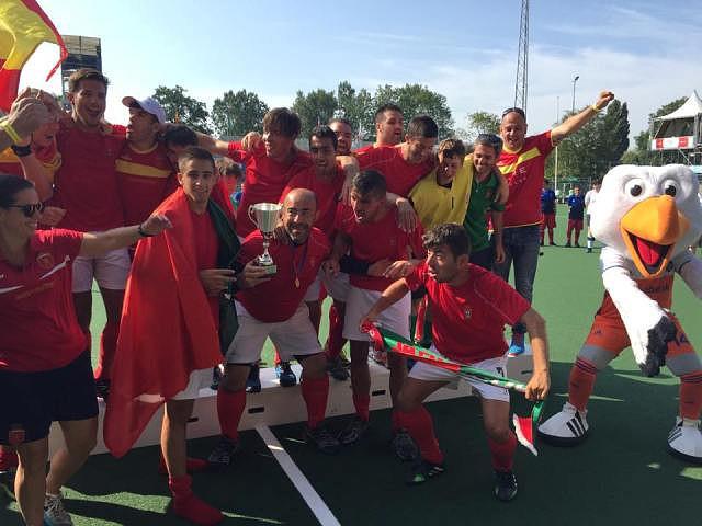 Portugal sagra-se campeão europeu de parahóquei de deficiência intelectual 4423568942fc8