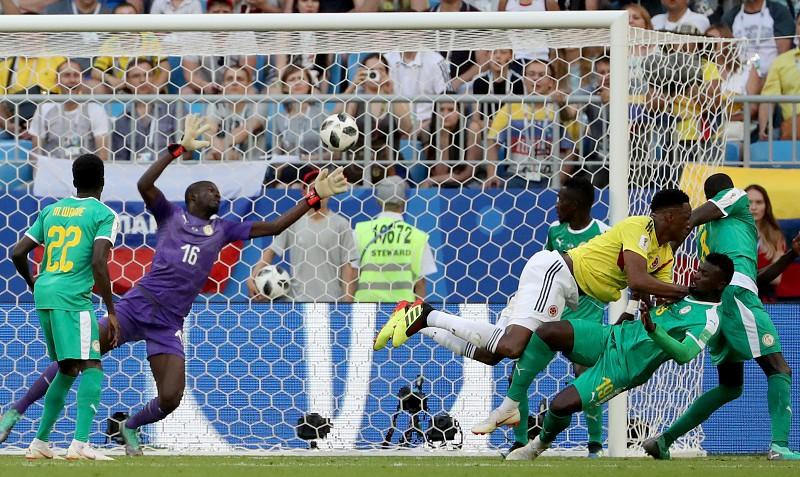 Colômbia e Japão apurados, Senegal eliminado por causa dos... cartões amarelos. África fora dos 'oitavos'