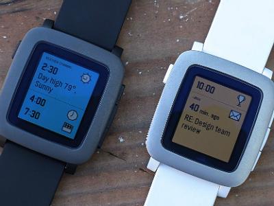 ec9f06d75ab Relógio Pebble já é o maior sucesso de sempre do Kickstarter ...