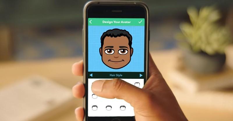 Os Bitmoji do Snapchat ganharam vida no mundo da realidade aumentada