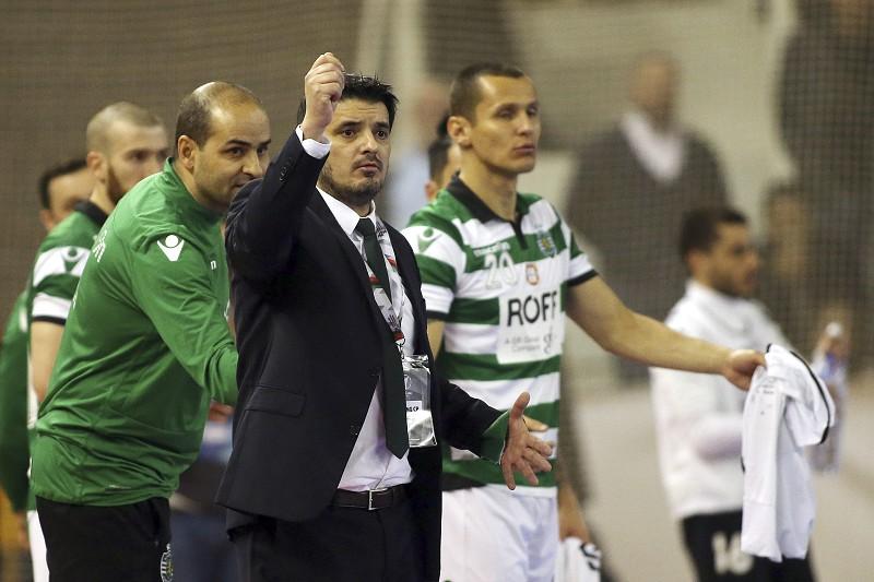 4b66188cf3 Futsal  Treinador do Sporting volta a ser nomeado para Melhor do Mundo