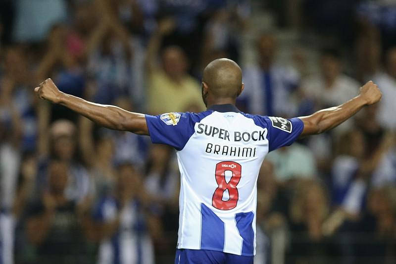 790986568a Liga arquiva queixa do Benfica contra Brahimi - I Liga - SAPO Desporto