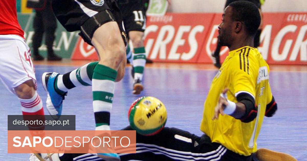A final prossegue em Loures - Futsal - SAPO Desporto b8c801b3cd2d2