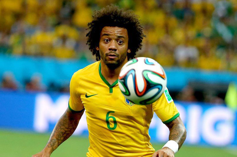 Marcelo • Defesa do Real Madrid • LUSA