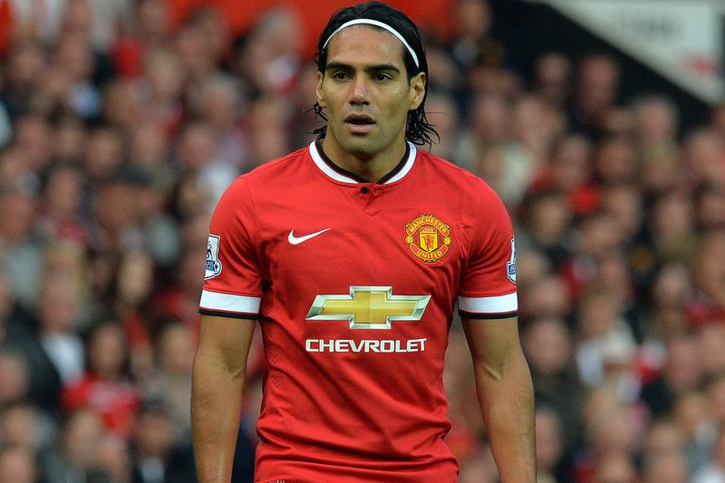 Falcao despede-se do Manchester United • SAPO Desporto