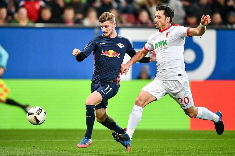 Leipzig empata e pode ficar mais longe do Bayern - BundesLiga - SAPO ... af99abf8920f3