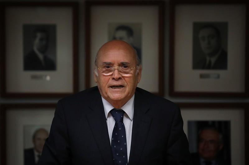 Sousa Cintra confirma contas penhoradas: