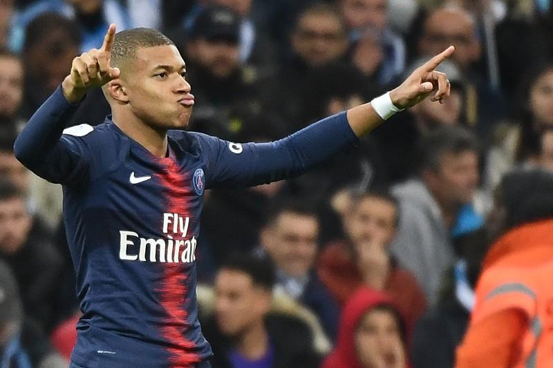 Mbappé é neste momento o jogador mais caro do mundo. Veja a galeria dos 15 mais valiosos