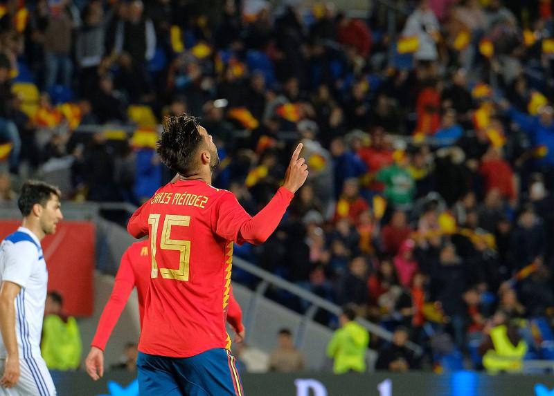 bcec509480 Espanha vence Bósnia-Herzegovina por 1-0 em encontro particular ...