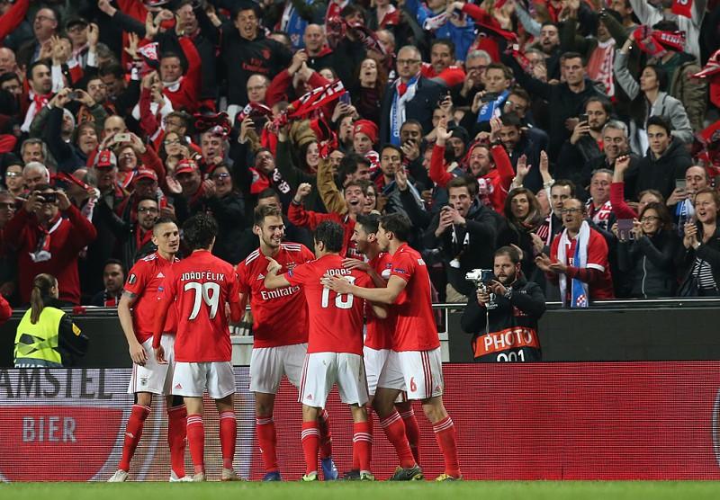 Benfica-Frankfurt: Bruno Lage Aposta No 4-3-3, Seferovic