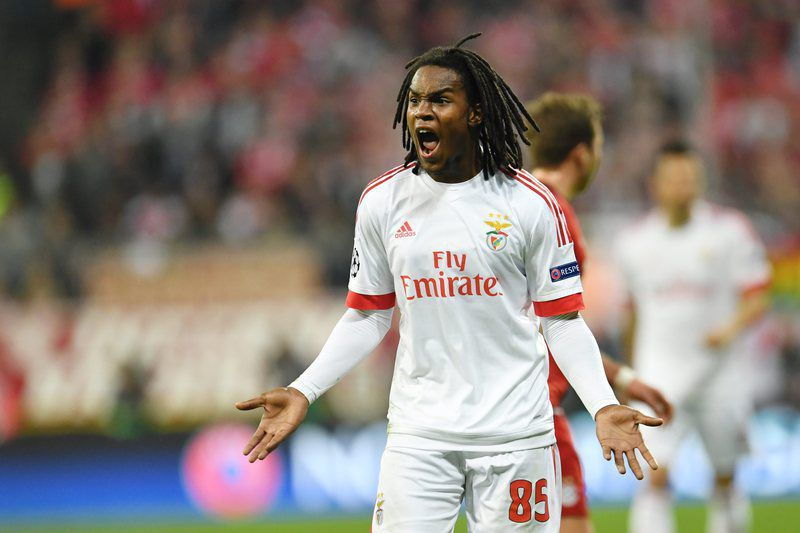 Renato Sanches • ANDREAS GEBERT / EPA