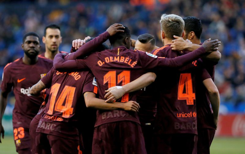 La Liga promete disputa renhida entre Barcelona fd0b608b10ebe