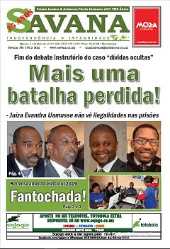 Arquivo Savana Jornais E Revistas Sapo Notícias