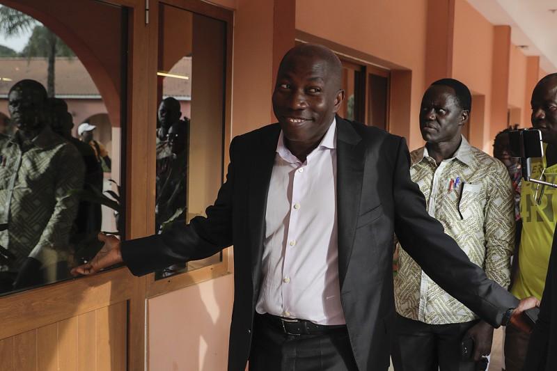 Vencedor das legislativas da Guiné-Bissau pede