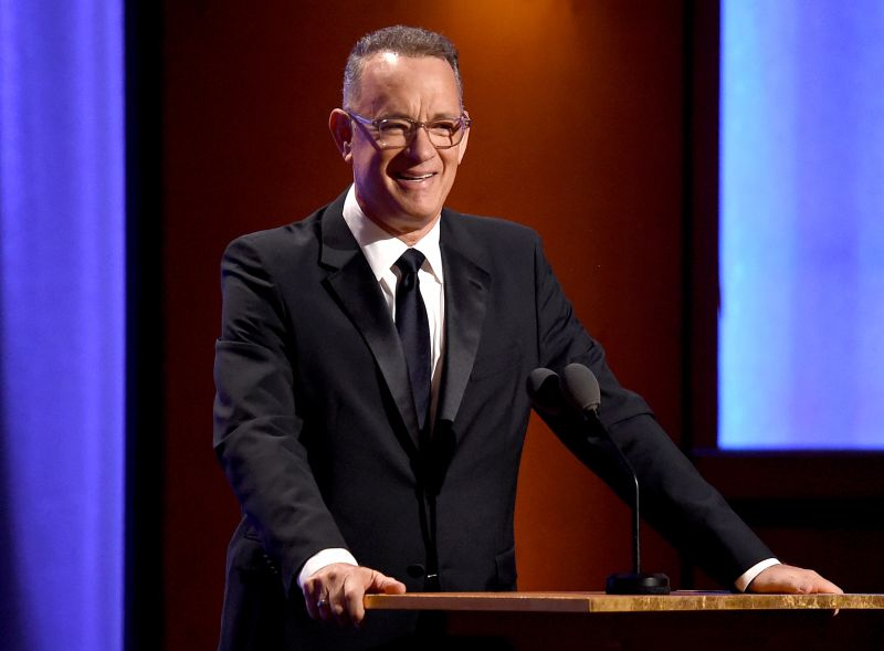 Disney quer Tom Hanks como Geppetto no filme