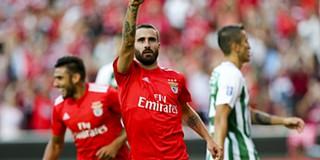 e1c486b829 Benfica 2-1 Rio Ave  Salvio e Rafa mantêm invencibilidade do Benfica em casa