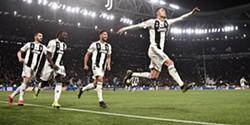 efa0ea5eed66c Liga dos Campeões  Três jogos em Inglaterra e Amesterdão à espera de Ronaldo