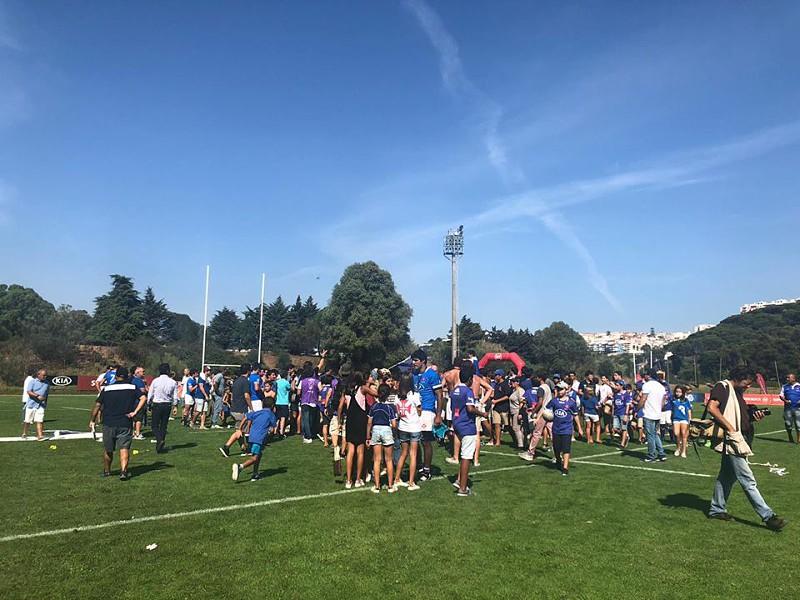 Belenenses confirma em campo o título de râguebi 2017 18 - Rugby ... bc99c3bf61415