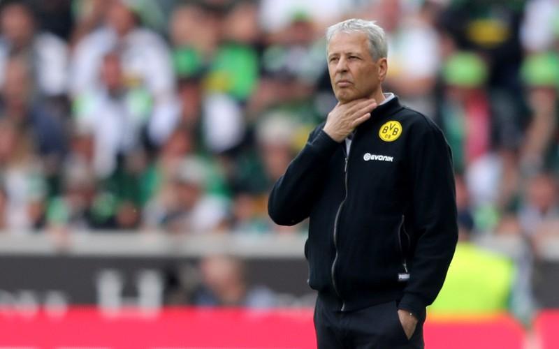 Técnico Lucien Favre prolonga contrato com o Borussia Dortmund ...