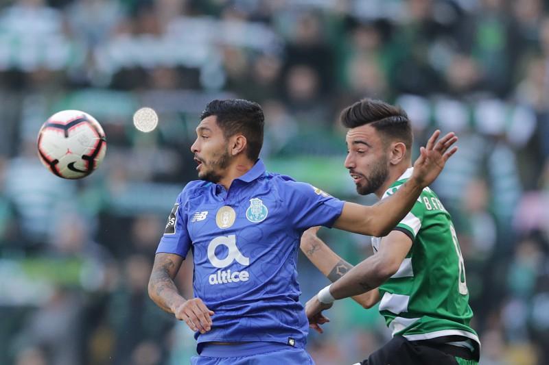 Empate no clássico de Alvalade deixa FC Porto sem recorde. Benfica encurta  distâncias para o e4706875f2243