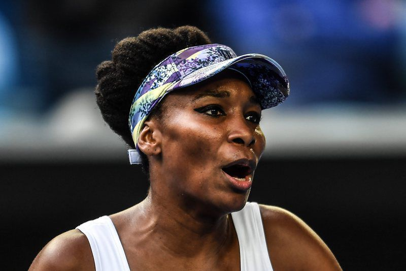 Venus Williams • FILIP SINGER / EPA