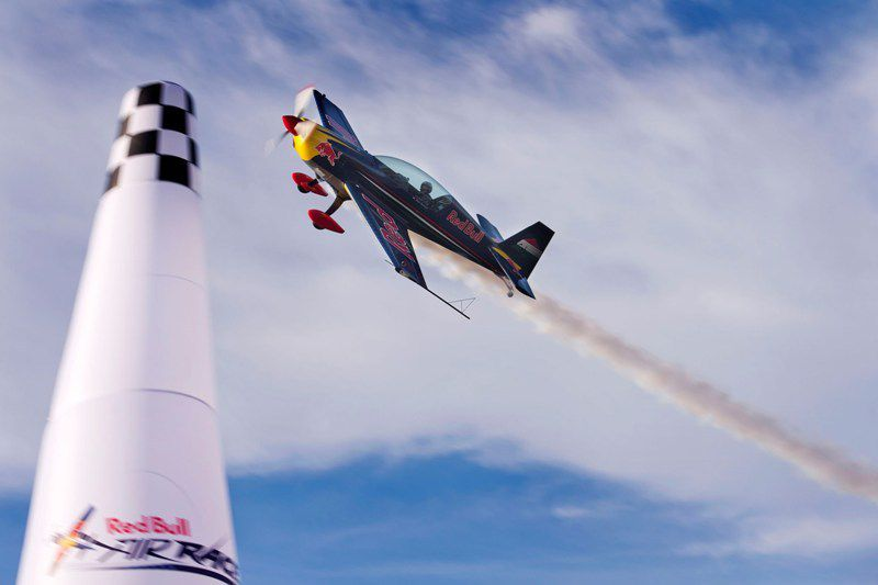 PSP admite 'desafio acrescido' devido ao Red Bull Air Race e ao jogo