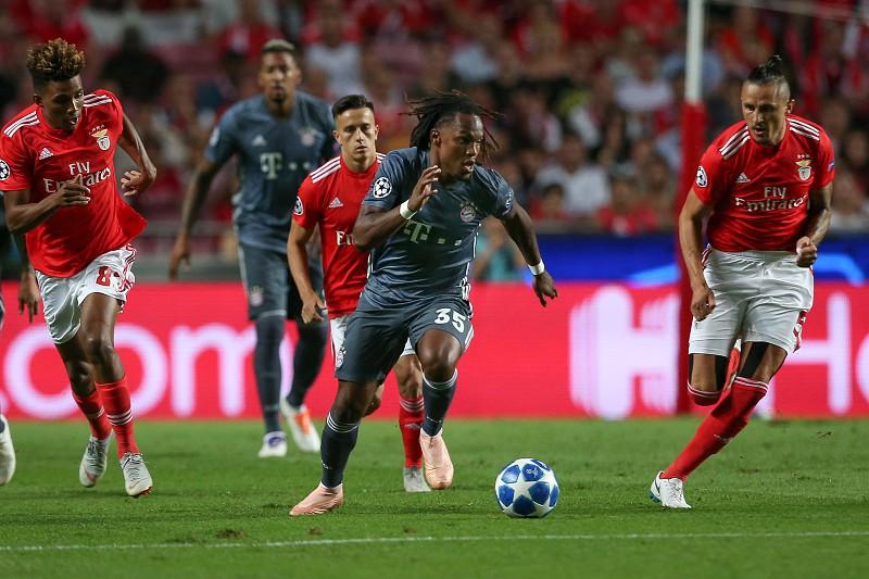 Benfica 0-2 Bayern  O bom filho à casa... marca - Liga dos Campeões ... 1fd03d31af3ab